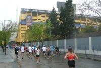 Rückblick auf die Laufreise zum Buenos Aires Marathon 2009