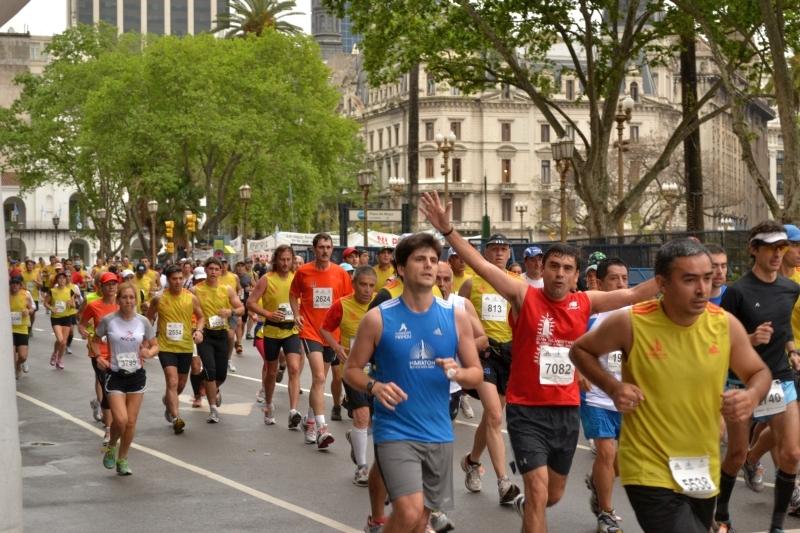 Argentinien Gruppenreise: Laufreise zum Buenos Aires Marathon