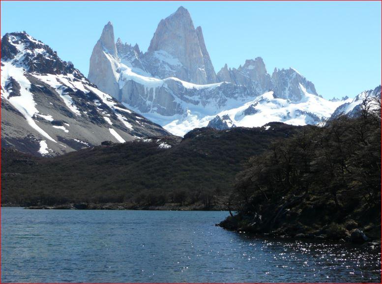 Nationalpark Los Glaciares Norte