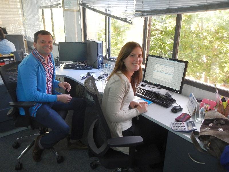 Partnerbüro in Uruguay