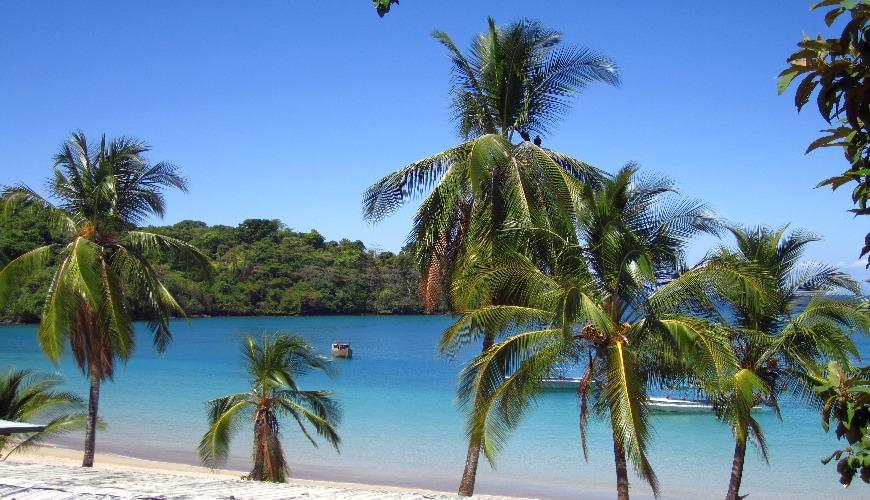 Isla Coiba Panama