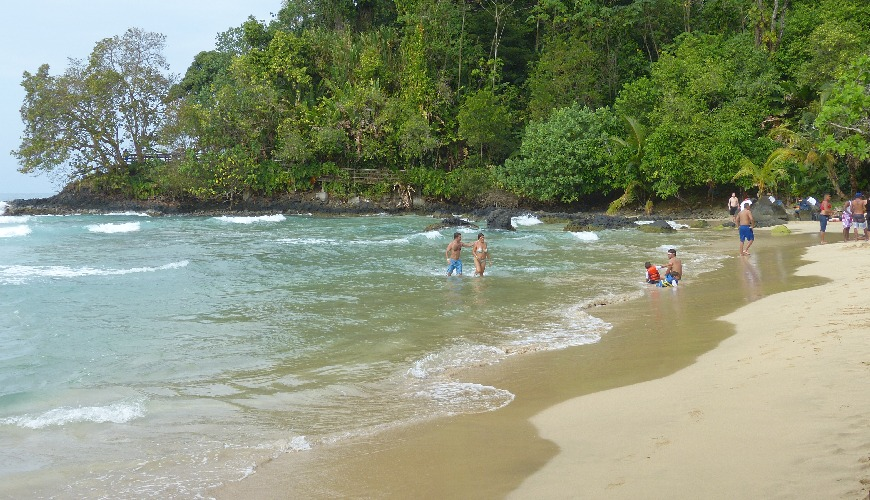 Playa Red Frog Beach Panama
