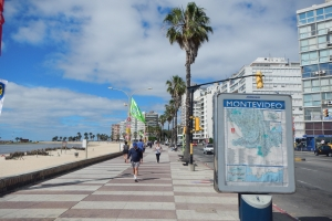 Lauftipp Montevideo Uruguay