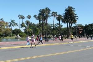 Lauftipp Buenos Aires Argentinien