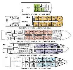 Deckplan Skorpios III