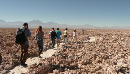 Gruppenreisen nach Südamerika und Mittelamerika