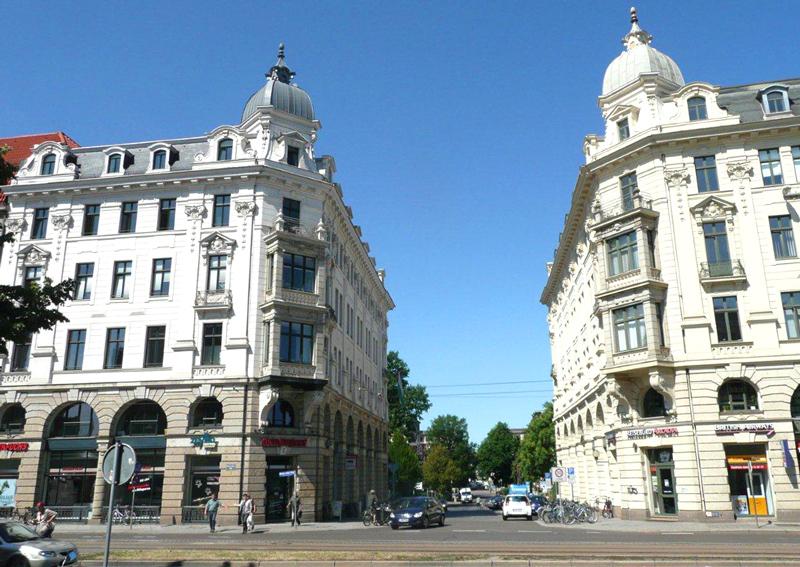 Reallatino Tours Büro in der Otto-Schill-Straße 1 - Bild 1