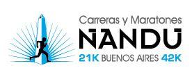 Buenos Aires Marathon Argentinien