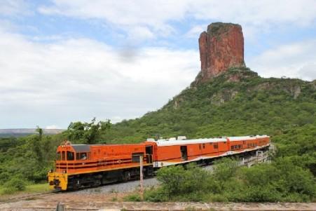 Zugfahrten Bolivien
