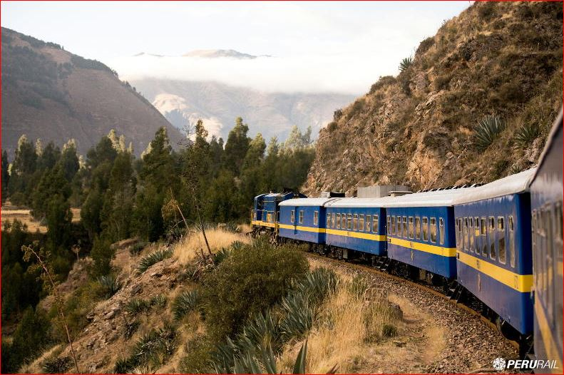 Tren Titicaca